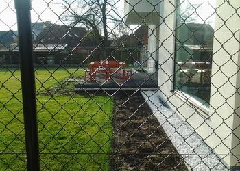 BVBA MUES - Kapellen : werken rond nieuwbouw - Fotogalerij
